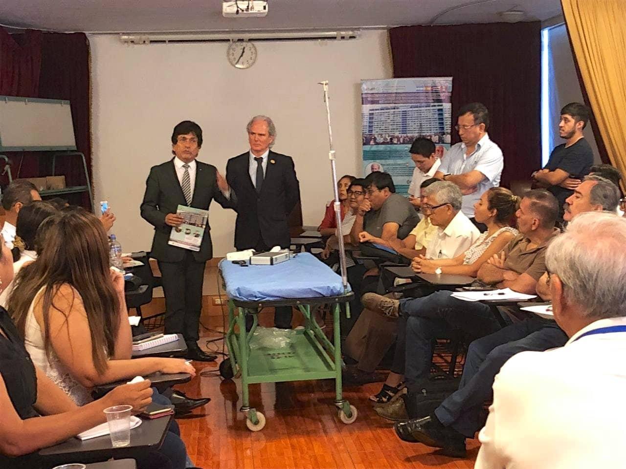 Curso practico internacional avanzado de ozonoterapia y terapias combinadas aplicadas a terapia de dolor y tratamientos clinicos 012